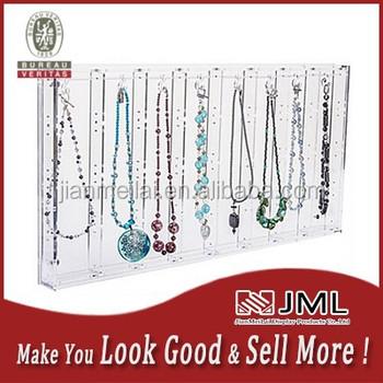 Wall Mounted Jewelry Display !! China Factory Acrylic/crystal ...