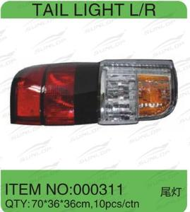 High sales TAIL light#000311