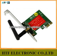customized 150M 802.11b/g/n plastic case express mini network pcmcia card wifi PCI-e ethernet adapter