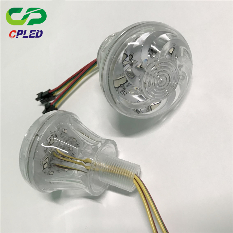 New arrival Carousel Temple Fair Amusement Light 5050smd RGB led pixel UCS2903 fun amusement park lighting