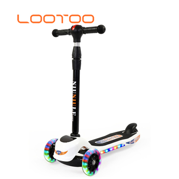 Alibaba china factory wholesale cheap price new model kick 3 wheel scooter kids