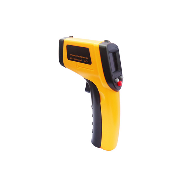 HD330 infrared thermometer IR Thermometer with laser point - KingCare | KingCare.net