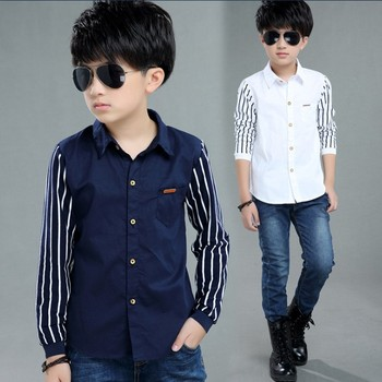 zm22383a new model boys shirts wholesale trendy children boys clothes ab932da37e
