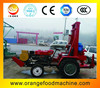High efficiency tractor Mounted Water Well Drilling Rig machine