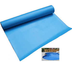 Wholesale Antiskid 1.2mm 1.5mm 2mm Blue Color Mosaic Color Pvc Swimming Pool Liner