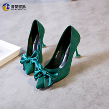 Olive green ladies sexy high heels dress shoes wish shopping online