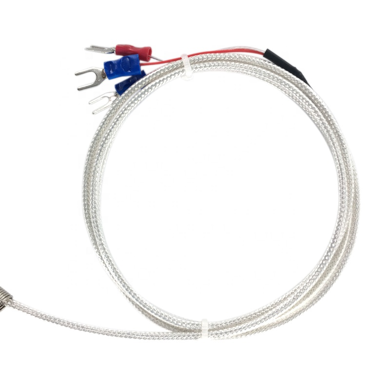 Pt100 thermocouple de type k