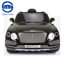 Newest Licensed car BENTLEY Children Ride On Battery car toys