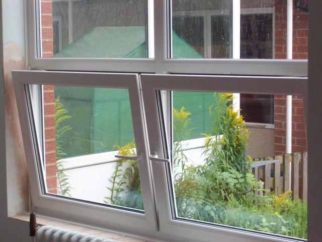 2016 indian window design aluminium top hung ventilation