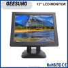Vga Input 12.1 12 Inch Lcd Monitor For Security