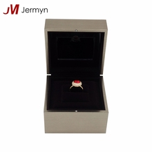 Chinese high end metal material jewelry box gift box for sale