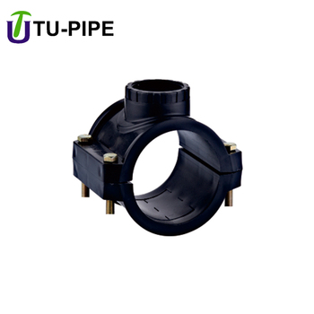 Hdpe Pipe Fitting Saddle Clamp Price