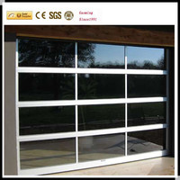 Clear polycarbonate garage door company