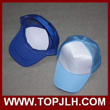 Special Discount dye sublimation 5 panel hats, Sublimation sun hat