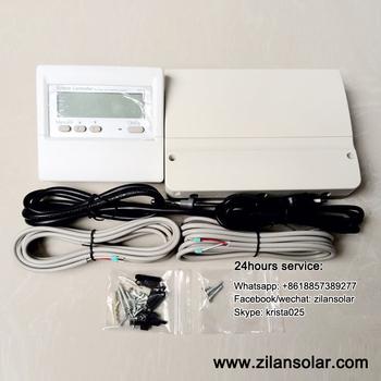Sr528 Solar Water Heater Wireless Solar Controller - Buy Wireless Solar  Controller,Split Pressure Solar Water Heater Controller Sr528,Solar Boiler