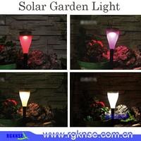 2016 new arrival protable fashion indoor garden light led outdoor solar garden