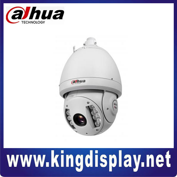 2 Megapixel 25/30fps 1080P CMOS Embedded LINUX IP66 Infrared PTZ Dahua SD6982A-HN IP Camera