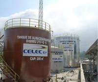 SINOPEC Supplier crude oil storage tank for Sale