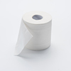 China Low Price Recycled Biodegradable Bamboo Toilet Paper Roll