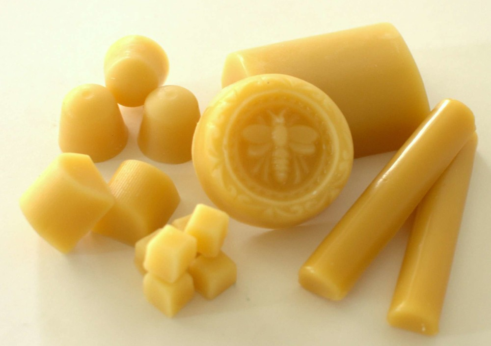 high quality 100% pure beeswax from the largest bee industry base of China