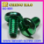 Fasteners Slotted Phillips Pan Head Colored Machine Screws