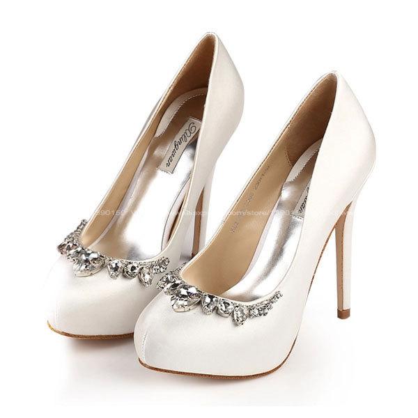Nina Brand Wedding Shoes