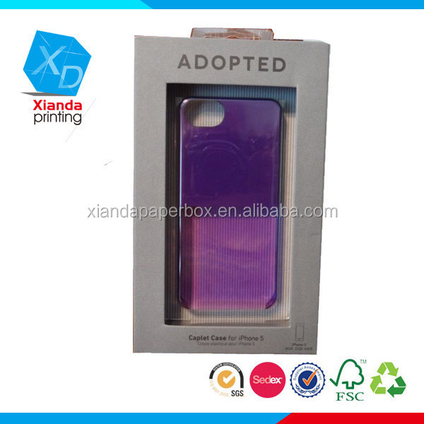 iphone 6 phone case packaging box,cell phone case packaging box