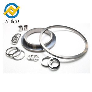 Sichhuan supplier tungsten carbide butterfly valve seal ring
