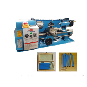 Mini metal lathe machine projects for sale SP2102