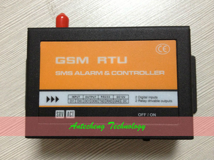 GSM RTU CWT5005 Support Remote Setting via SMS Commands