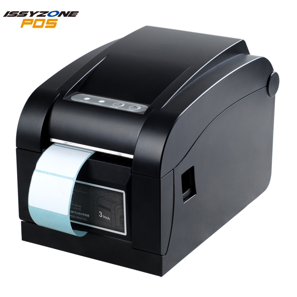 3 inch adhesive sticker thermal barcode label printer itpp030