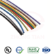 China Supplier colorful Soft PVC protective wire cable sleeving