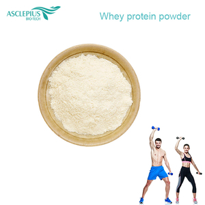 100% Organic whey protein concentrate whey protein powder