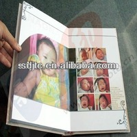 photo album self adhesive pp plastic sheet for inner pages