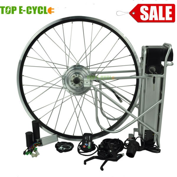 TOP/OEM high quality pedelec 36v 250w e bike conversion kit