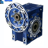 Reasonable price high quality NMRV090 large ratio speed reducer for 220V electric motors
