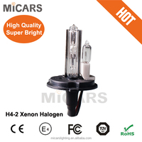 China professional manufacturer Xenon / Halogen hid xenon bulb H4-2/H13-2/9004-2/9007-2