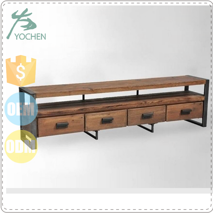 stand antique for modern furniture chic design living shabby bedroom simple corner live room wood tv cabinet