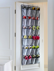 Over The Door Most Durable Shoes Fabric Shoe Hanging Bag Organizer