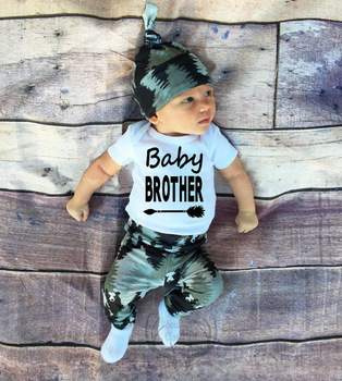 New Style Baby Clothes Thailand Pant Shirt Hat Baby Clothing Set
