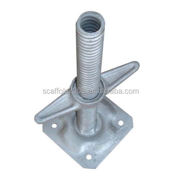 Adjustable Scaffold Hollow Screw Jack base