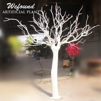 Wd1503 White Artificial Manzanita Tree Wedding Table Centerpiece ...