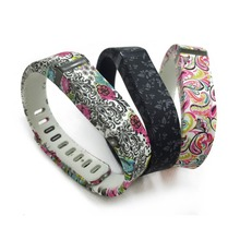 3psc/lot Fashion Wristband For Replacement Fitbit Flex Wrist band Small /Large Bracelet no tracker