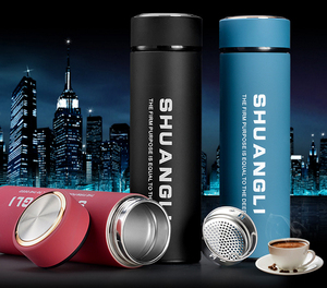 Custom 500ml Eagle Stainless Steel Thermos High Grade Vacuum Flask