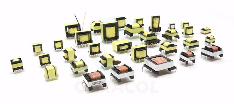 יצרן EE16 בתדירות גבוהה 12 V כדי 240 V DC Step Up שנאי מהפך מכונת ריתוך
