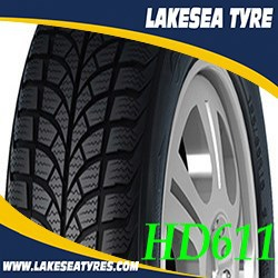 WINTER With/without studdded tireE 195/65R15 HD611
