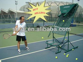 portable machine tennis