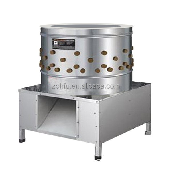 Stainless steel chicken machine clean/chicken cleaning machine/hair removal machines