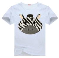 Zebra Zoo Zebra Baby Shower Decoration Tee t shirt for kid Boy Girl clothing
