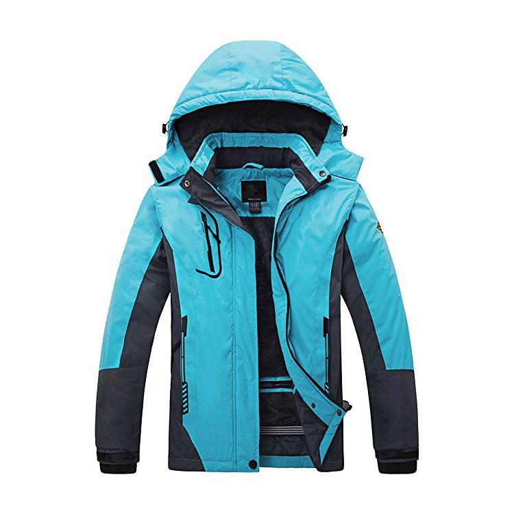 Women's Mountain Waterproof Fleece Ski Jacket Windproof Rain Jacket Buy Windproof Jacket,Ski Jacket,Womens Jacket Product on